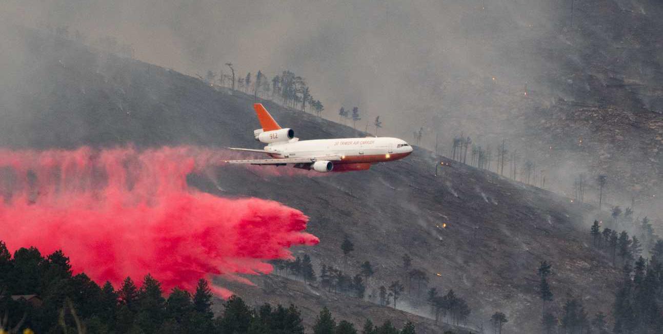 ION & Earthscape Helps Australian Crews Battle Bushfires