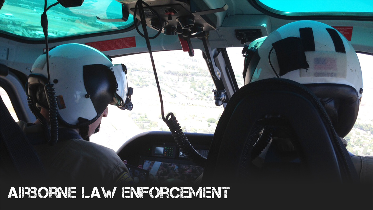 ION for Airborne Law Enforcement