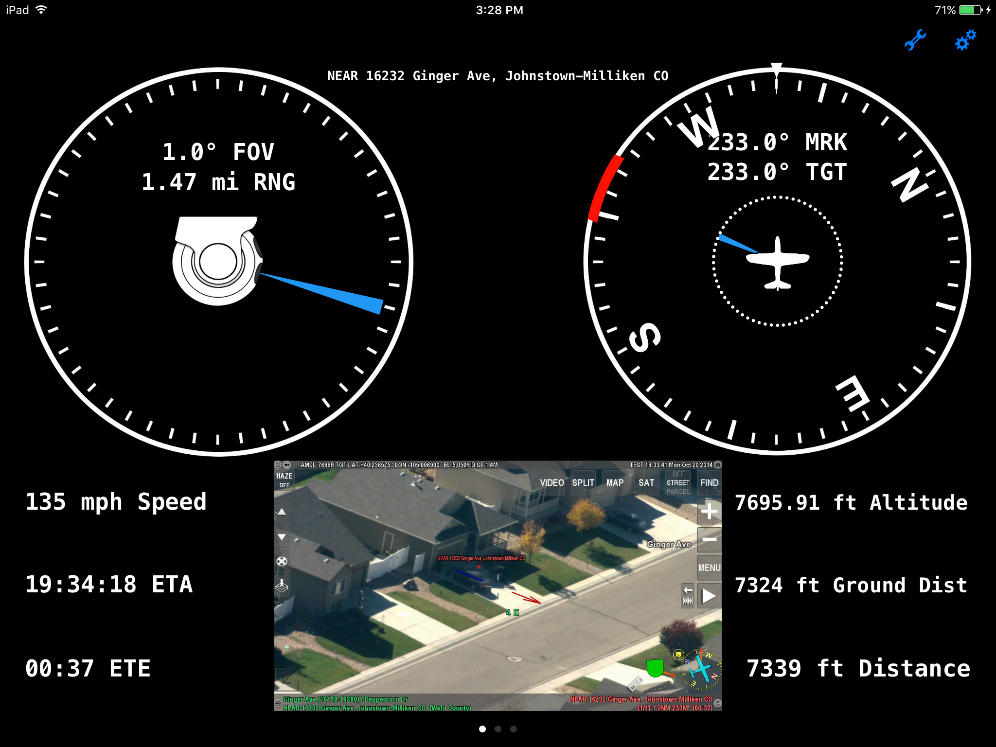 Pilot Display: Bringing ARS to your mobile device