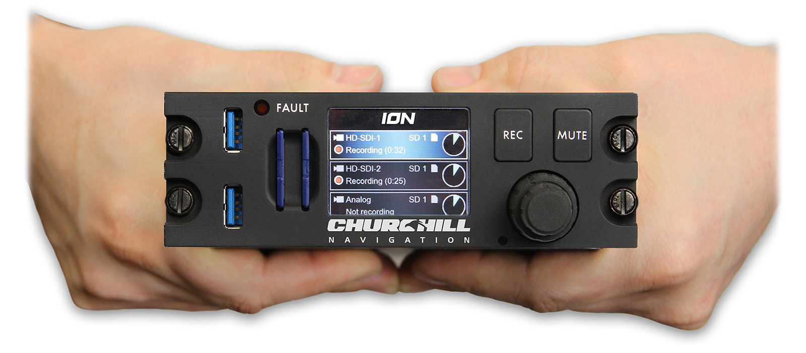 ION Geospatial Video Recorder